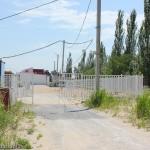 КСО Акватика в Мелекино имеет отдельный въезд с трассы