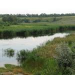 Не промышленный пейзаж Донбасса, Коньково, Грузской Еланчик