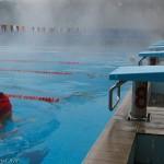 Зимой в бассейне теплая вода... даже для красных шапочек, Курахово