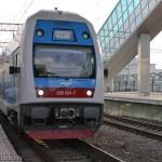 Двухэтажная электричка Skoda Vagonka не долго ходила из Мариуполя в Донецк