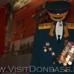 Фронтовики-азовстальцы - особая гордость, музей Азовсталь