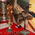 Многочисленные награды Азовстали