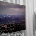 Панорама меткомбината, Выставка о Мариуполе в Киеве