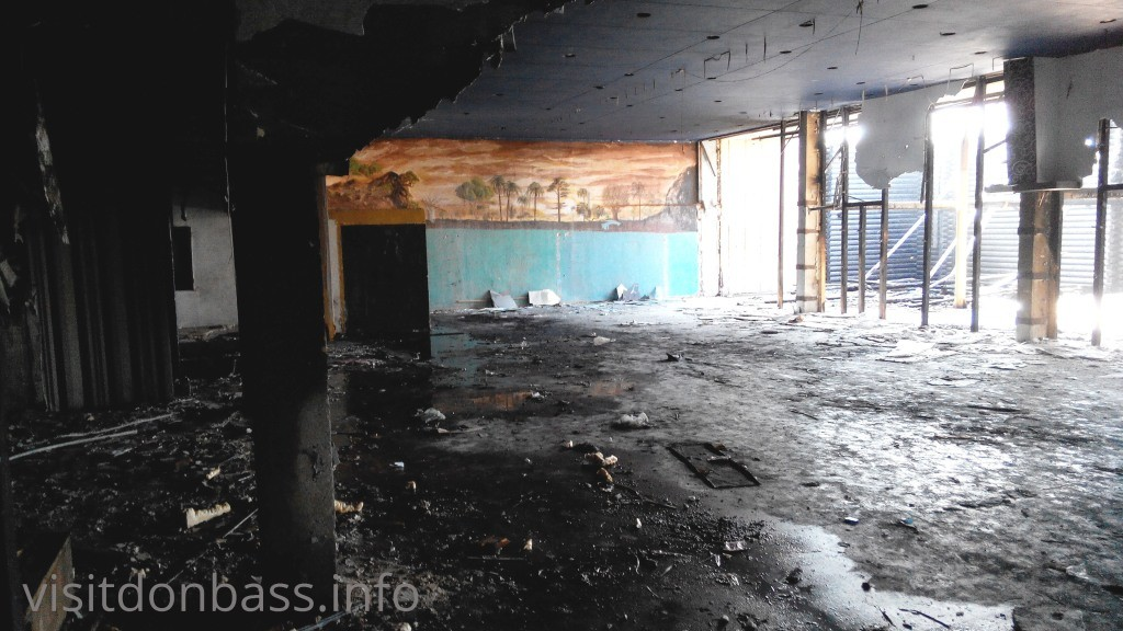 Ночной клуб кинотеатр Союз Мариуполь