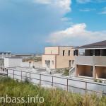 Строится новый отель на Белосарайке