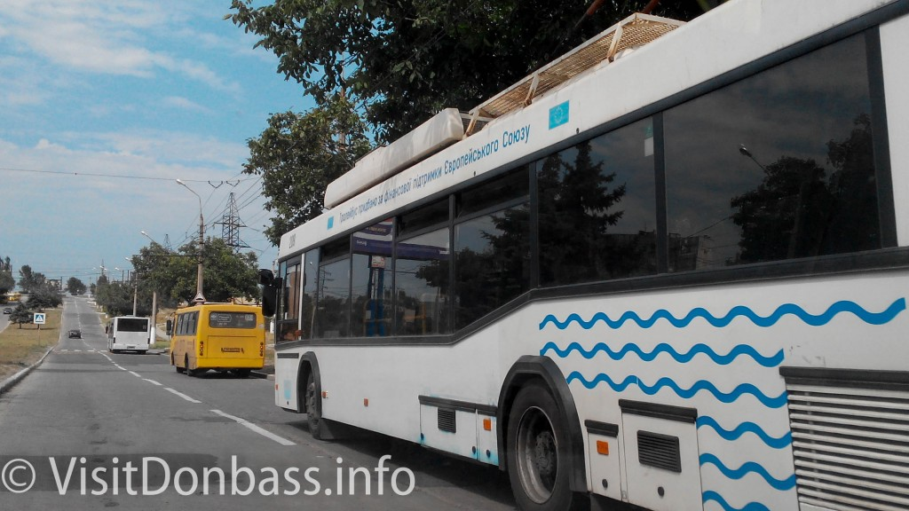 Троллейбусов больше, маршруток меньше
