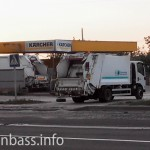 Новая техника для сбора мусора в Мариуполе