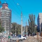 Водонапорная башня Нильсена тоже обновляется