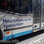 Весь коммунальный транспорт брендирован одинаковыми надписями. Но не цветами