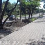 Вдоль улицы Пашковского появятся парковочные места
