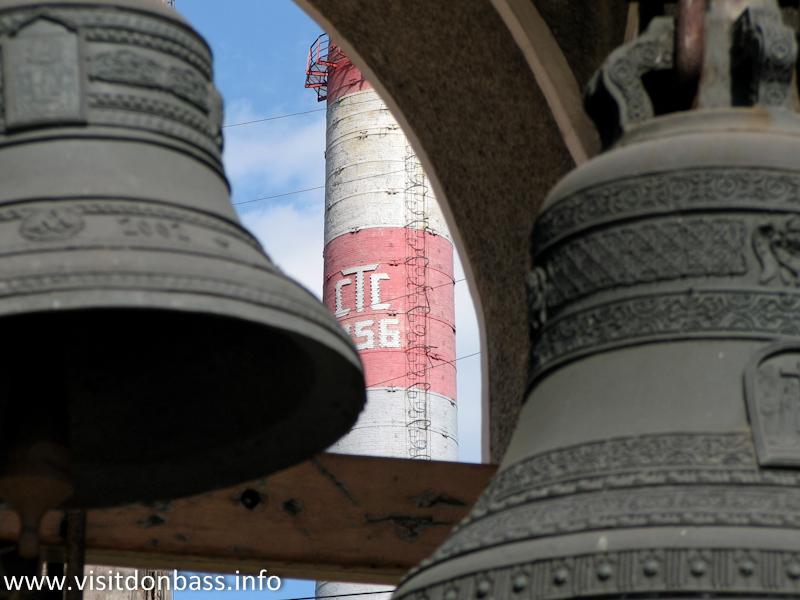 Колокола для церквей делают на этом же заводе