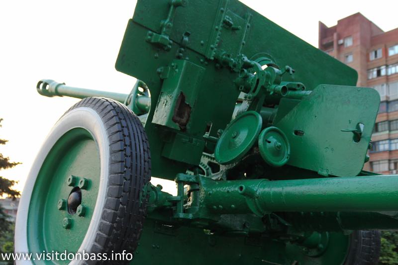 Реконструкция Пушки была не так уж и давно - в 2005 году