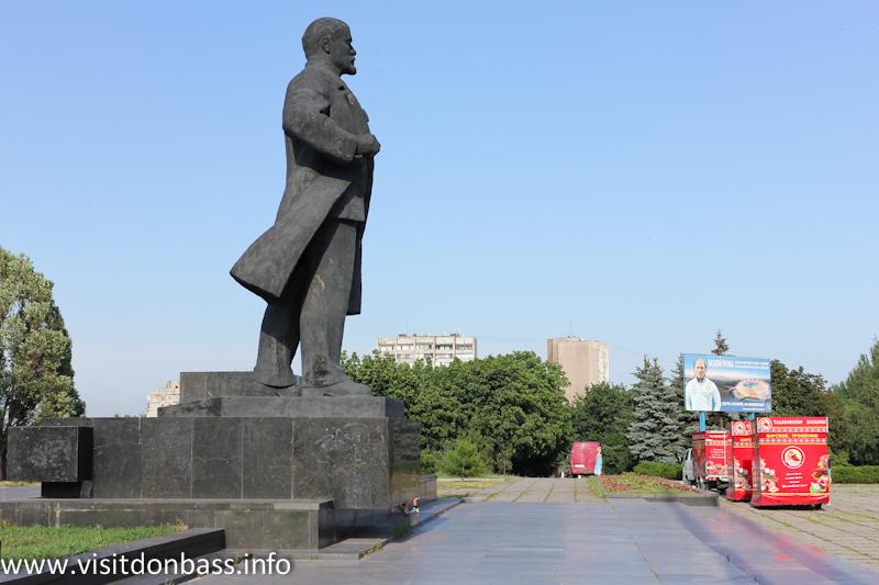 Ленин хоть и не металлург, но...