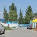 База отдыха Донбасс находится в тупике на втором спуске Мелекино