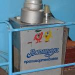 В подсобках бассейна хранятся раритетные агрегаты, Курахово