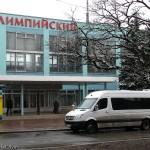 В провинциальном городе есть олимпийский объект, бассейн Курахово