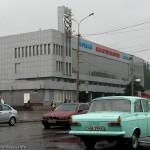 Огромное здание жд вокзала в Мариуполе работает не на полную мощность