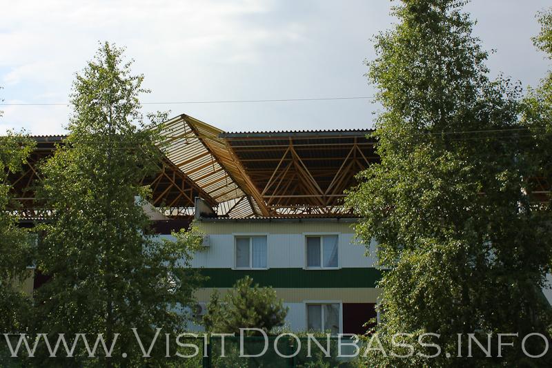 Двойная крыша - не мираж, а Мираж, Мелекино