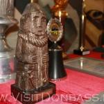 Скифский воин не смог стать одним из символов Донбасса, музей Азовсталь