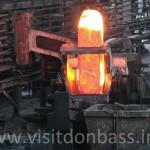 Пылающий стержень Енакиевский МЗ, Енакиево Донецкая область