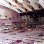 Большой зал, кинотеатр Союз Мариуполь