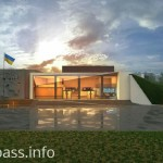 Проект левобережного ЦНАП кинотеатр Союз Мариуполь