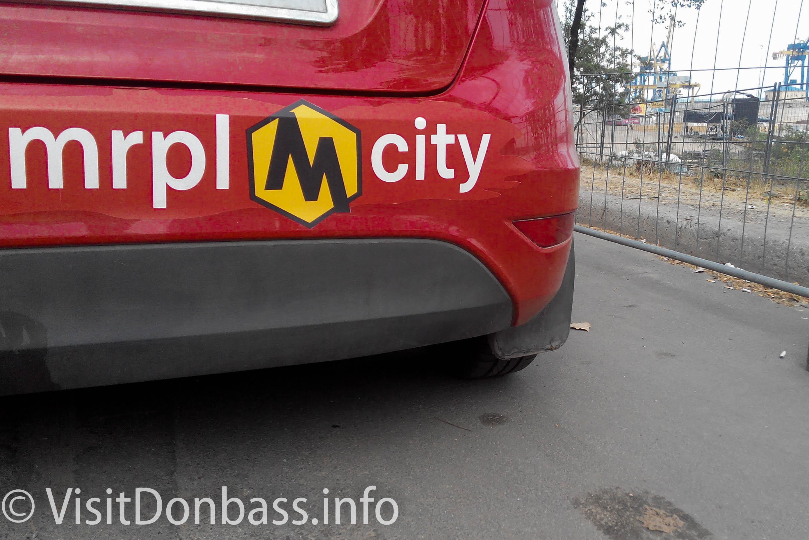 Фестиваль MRPL CITY 2018 рекламировали автопарадом
