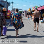 Торговые ряды в Урзуфе радуют разнообразием